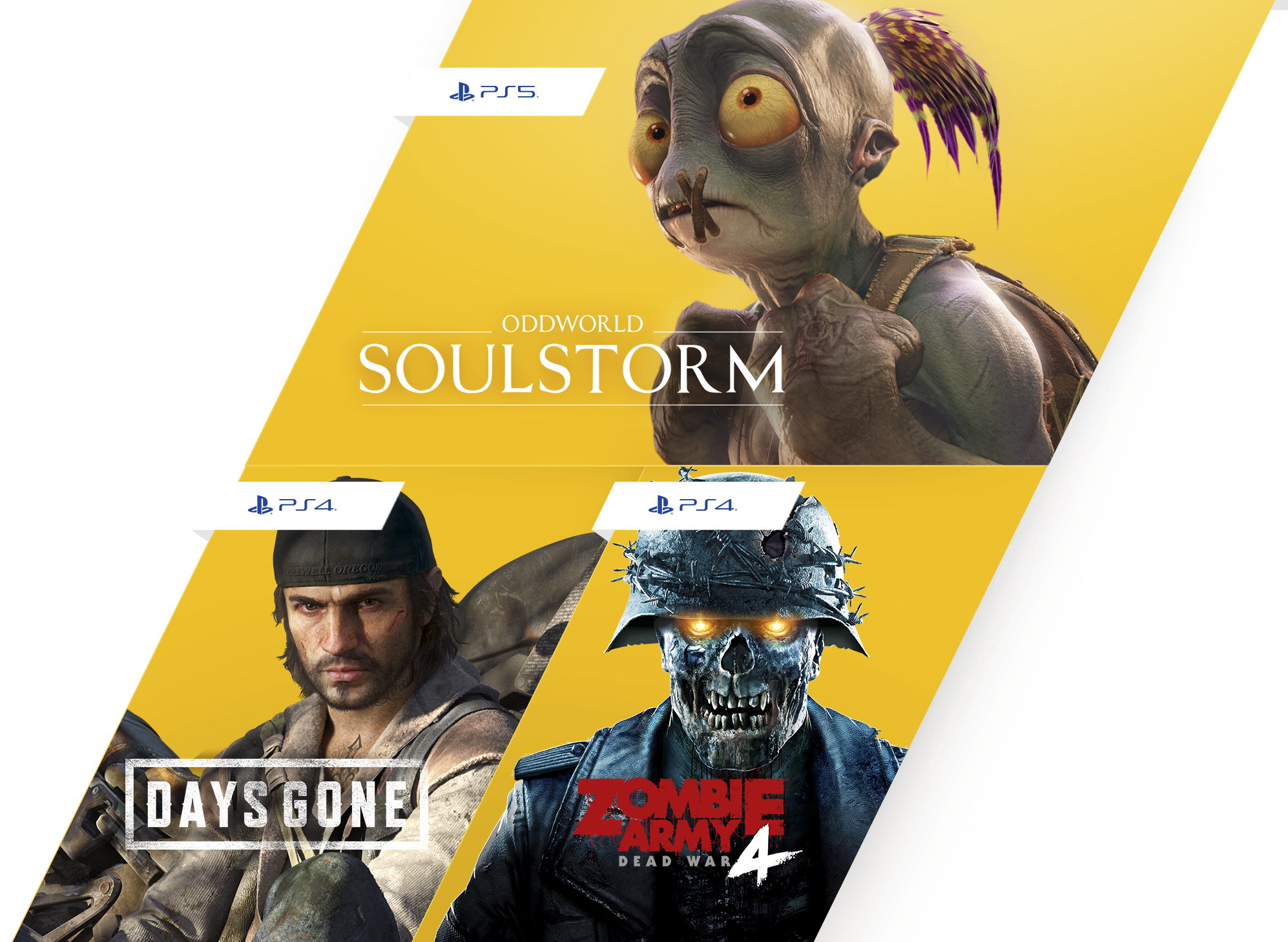 PlayStation Plus - April Free Games Image