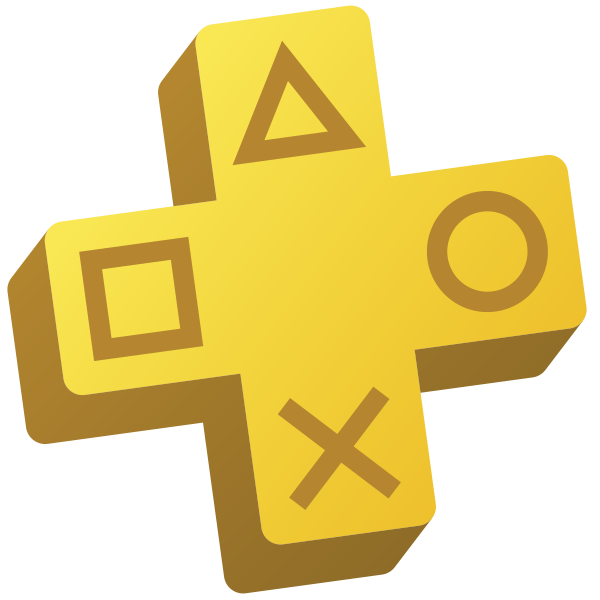 Ikona PS Plus