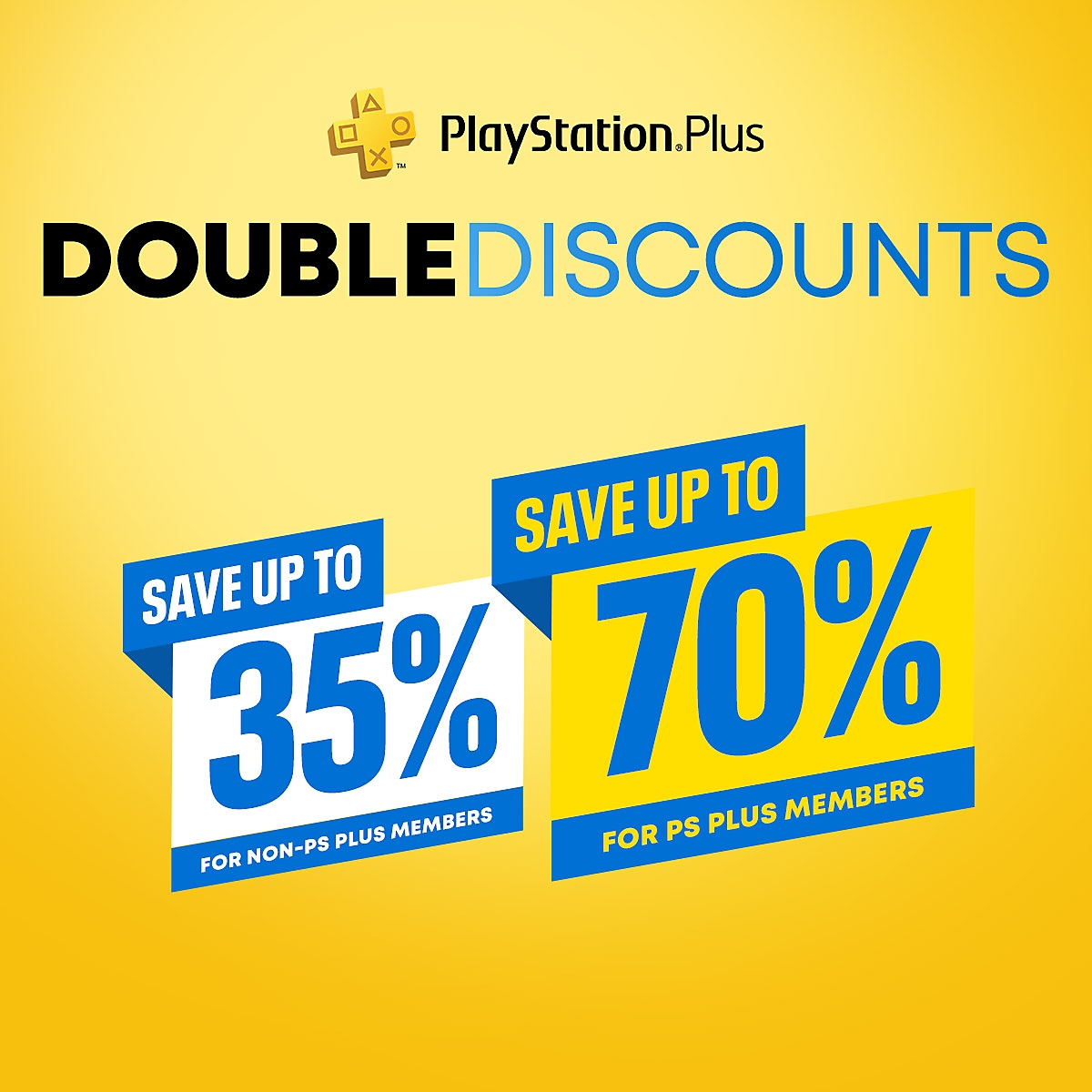 PlayStation Store – Dvojité slevy PlayStation Plus