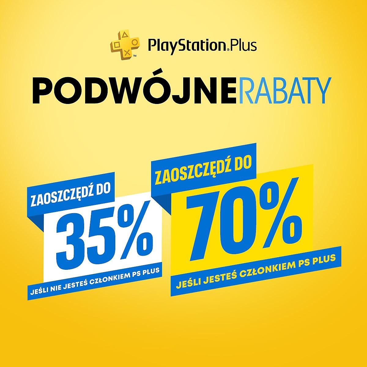 PlayStation Store – podwójne rabaty w PlayStation Plus