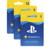 PS Plus gift cards