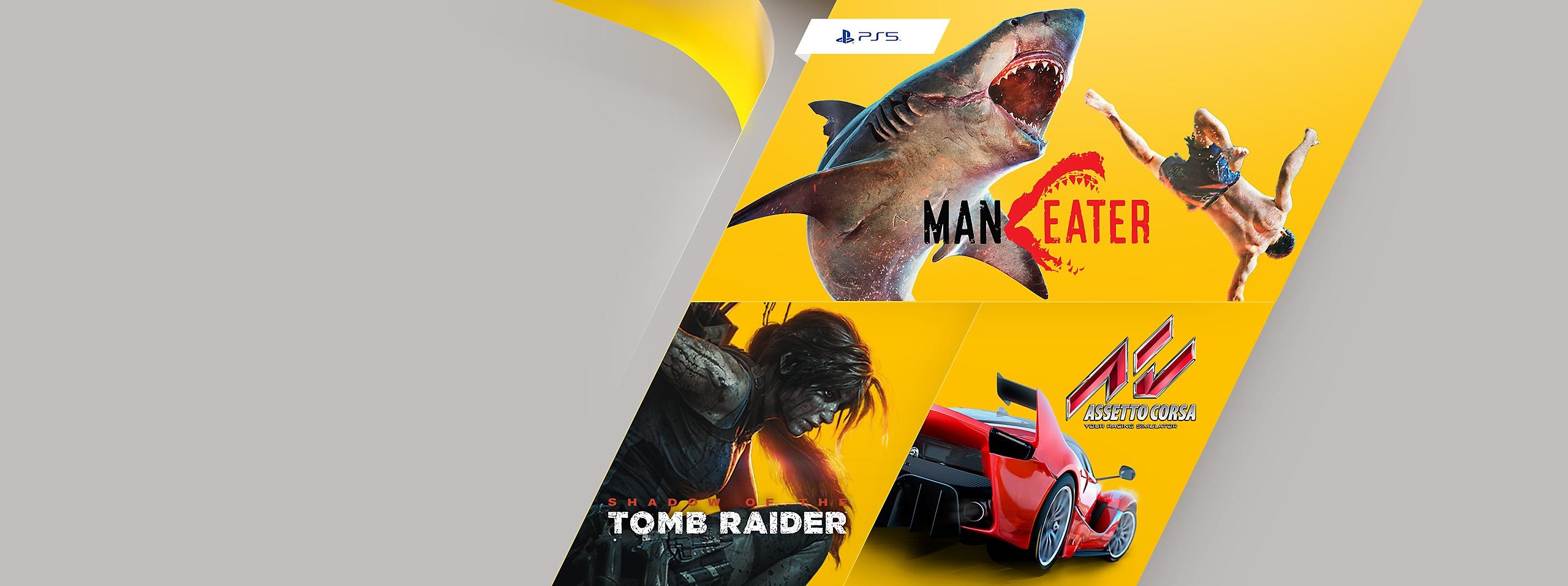 هذا الشهر على PlayStation Plus