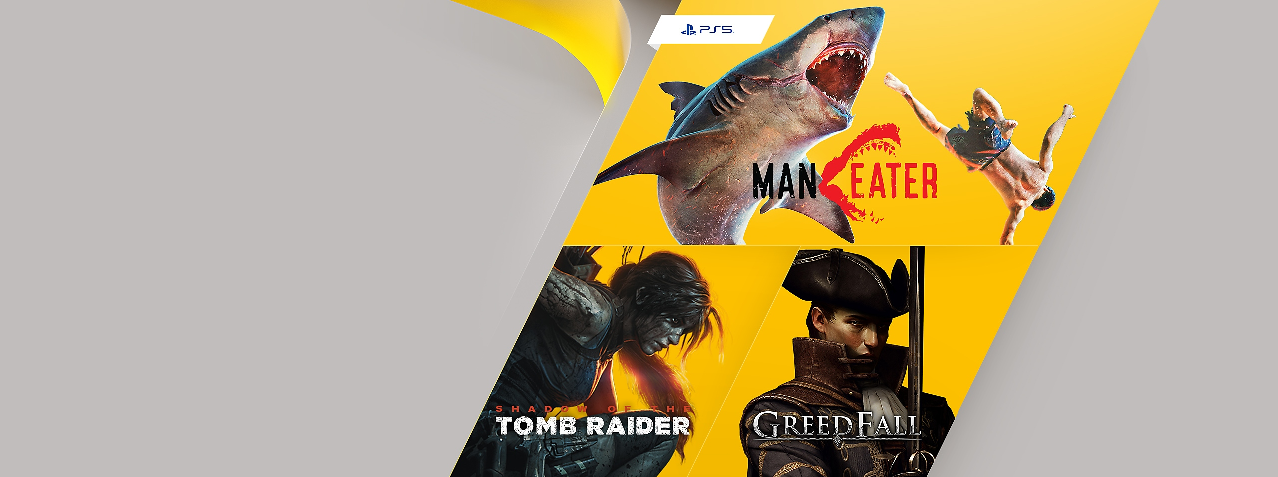 PlayStation Plus - Enhance your PlayStation experience with access to online multiplayer, monthly games, exclusive discounts and more.
