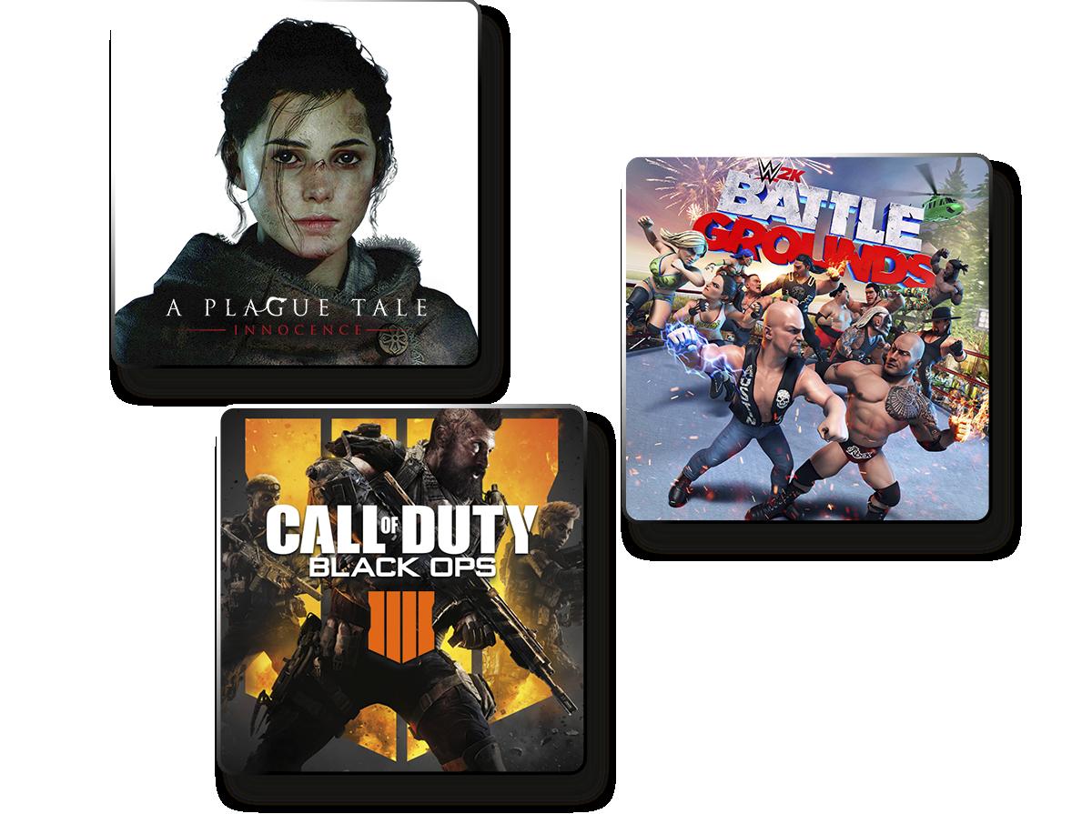 Oversigt over månedlige PS Plus-spil