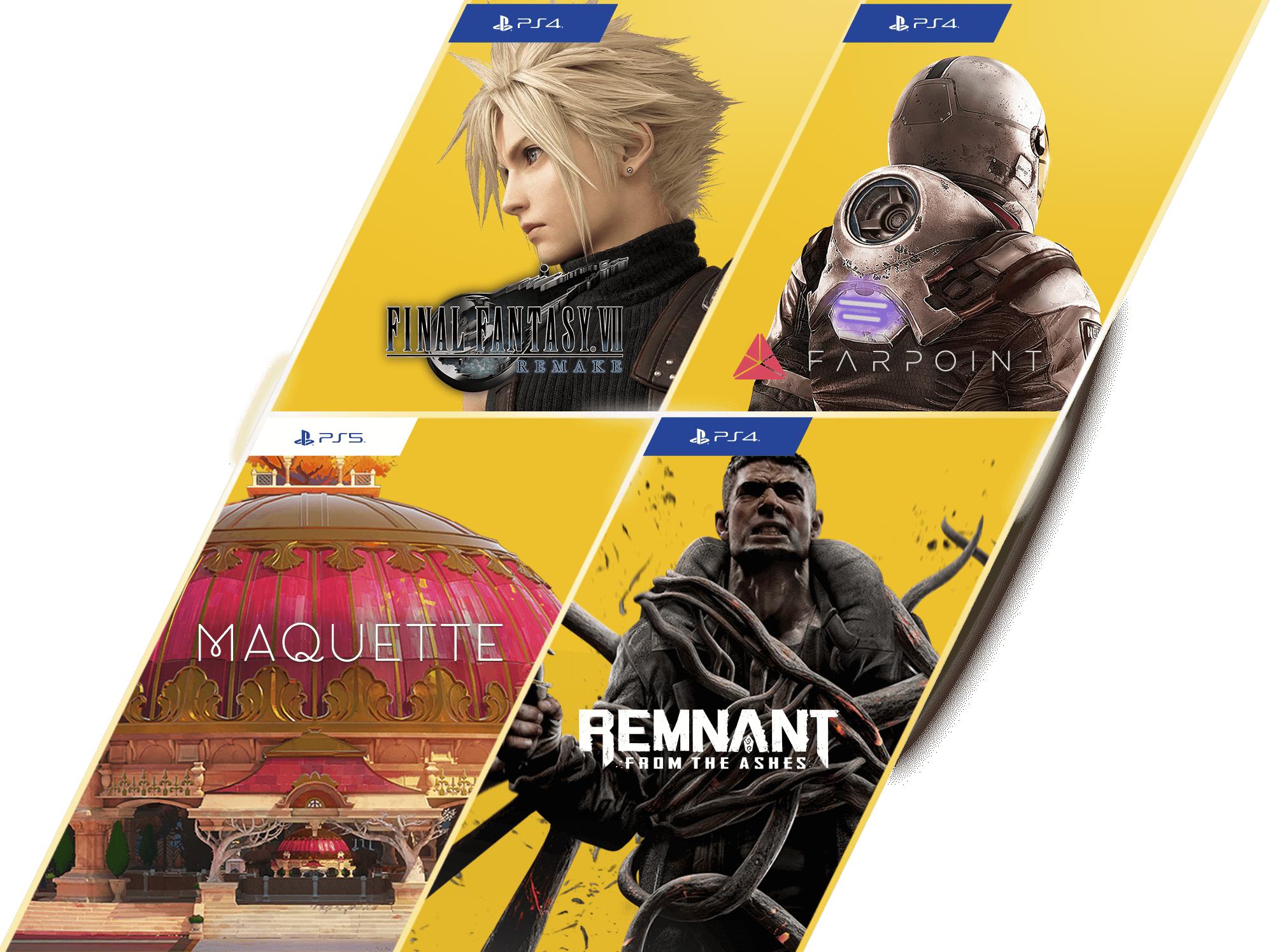 PlayStation Plus - Martın Ücretsiz Oyunları Görseli