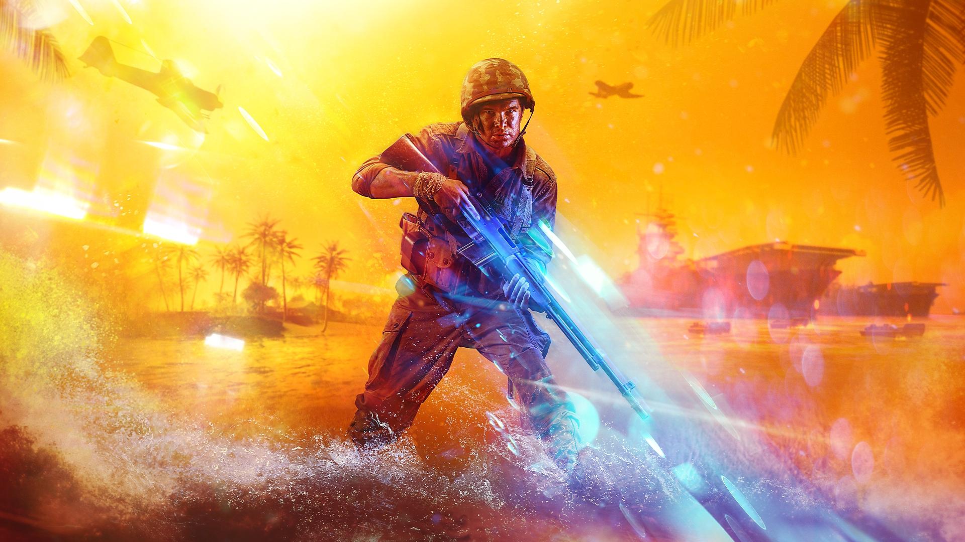 Battlefield V - Official Firestorm Trailer | PS4