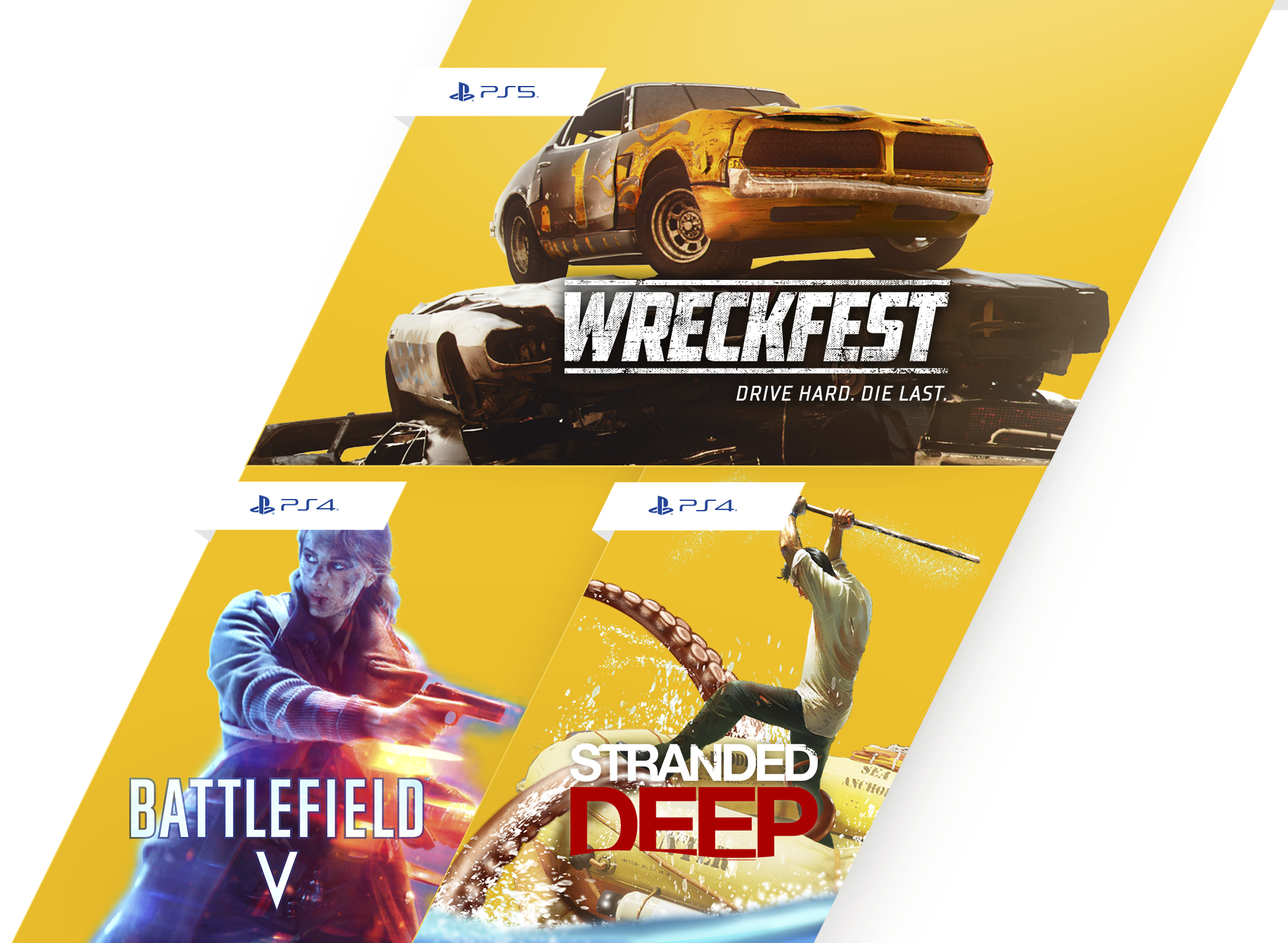 PlayStation Plus - May Free Games Image