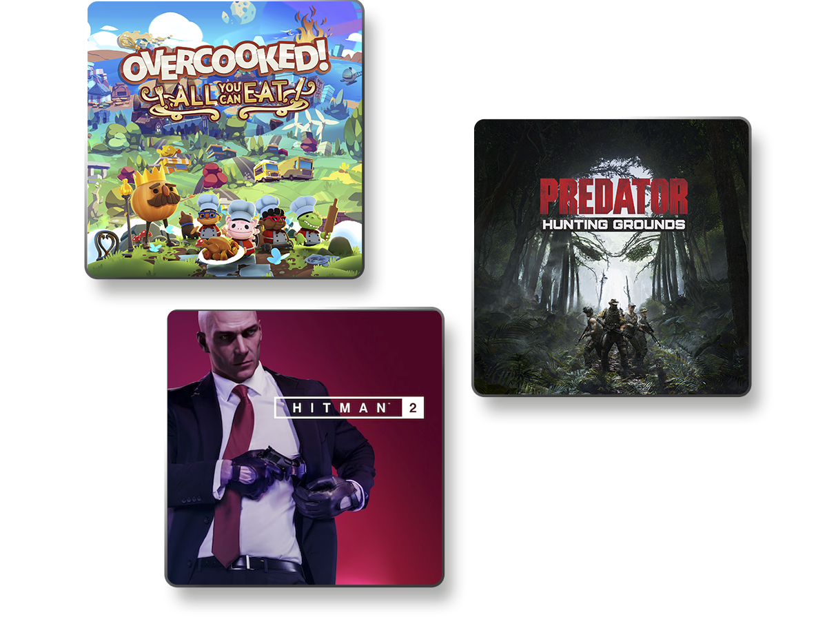 PS Plus 每月遊戲