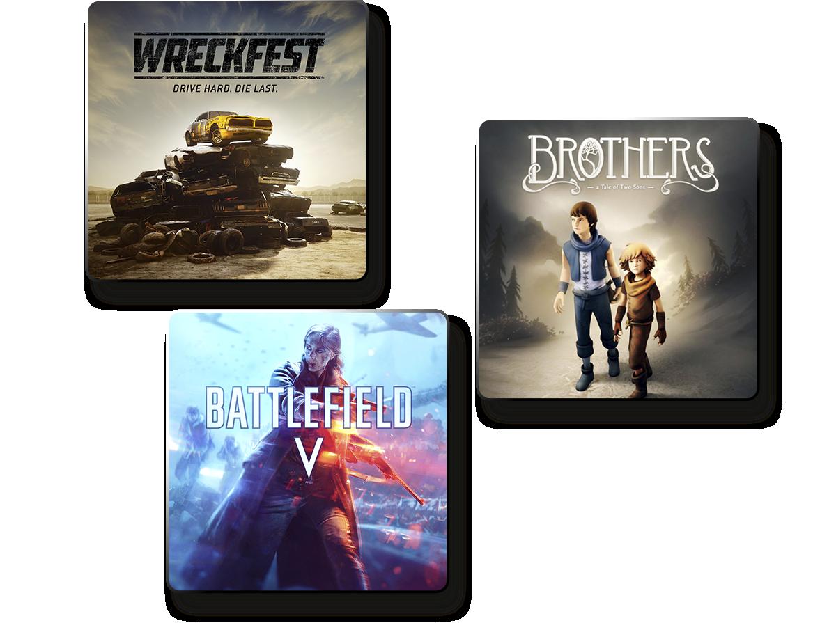 الألعاب الشهرية في PS Plus