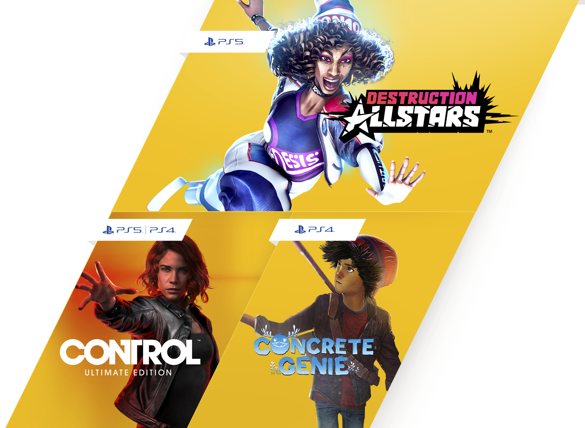 PlayStation Plus - Afbeelding Gratis games februari