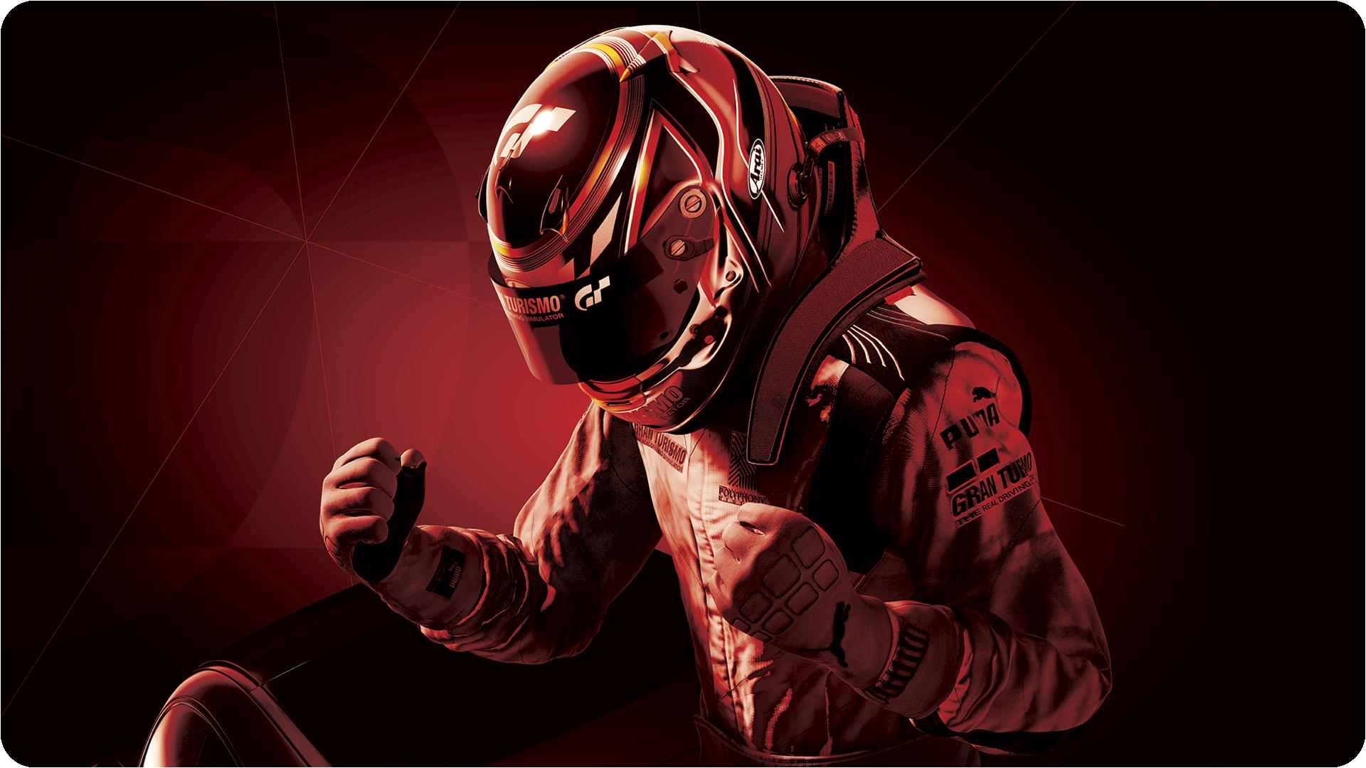GT Sport − promotaide