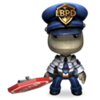 Officer Sackboy
