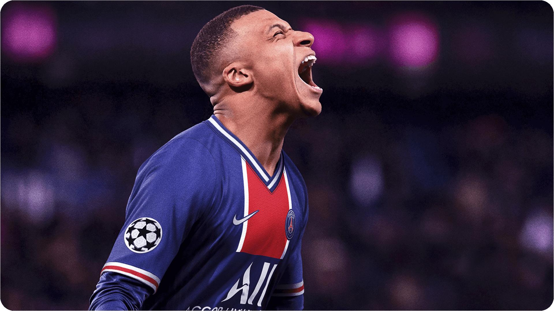 EA SPORTS FIFA 21 − promotaide