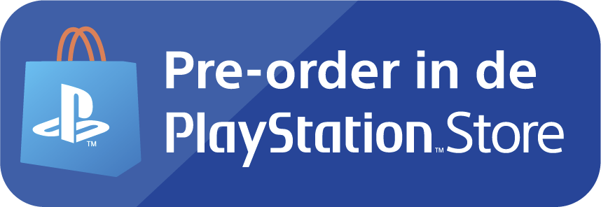 Pre-order in PS Store - icoon