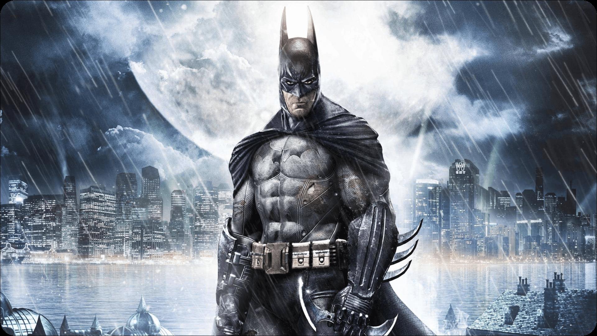 Batman: Arkham Asylum − promotaide