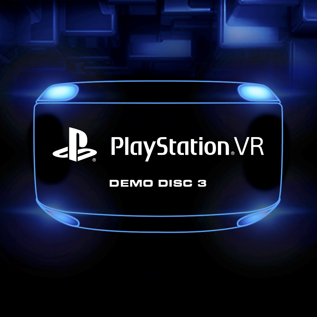 PS VR Demo Disc 3 pack shot