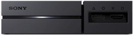 Spia bianca sull'unità processore di PS VR