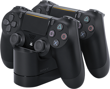 Dualshock 4-Ladestation