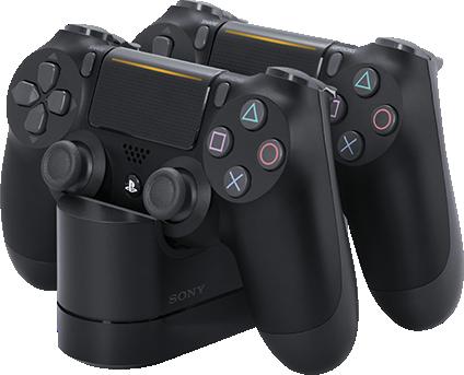 Dualshock 4 控制器充電座