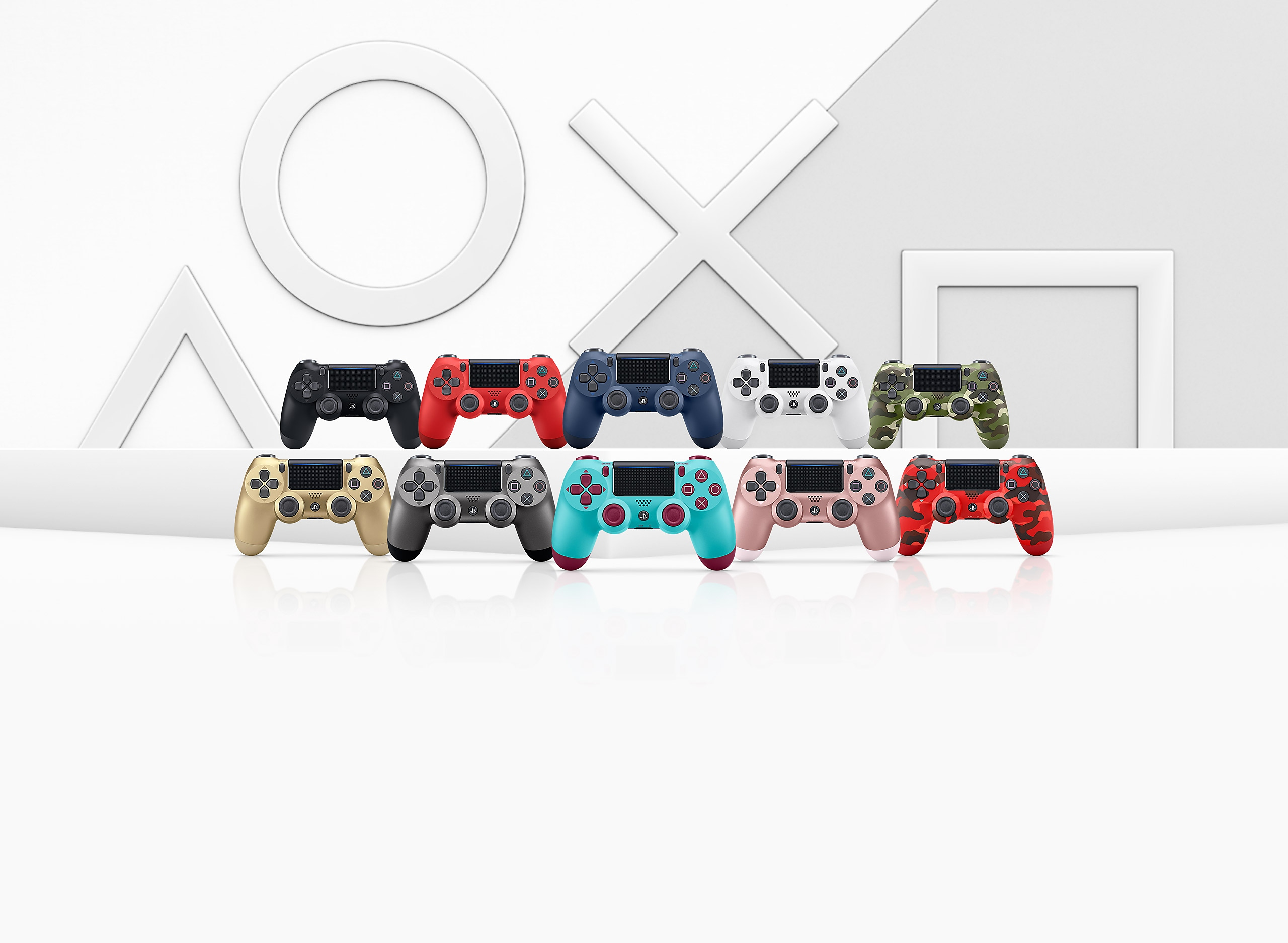 DS4 controllers