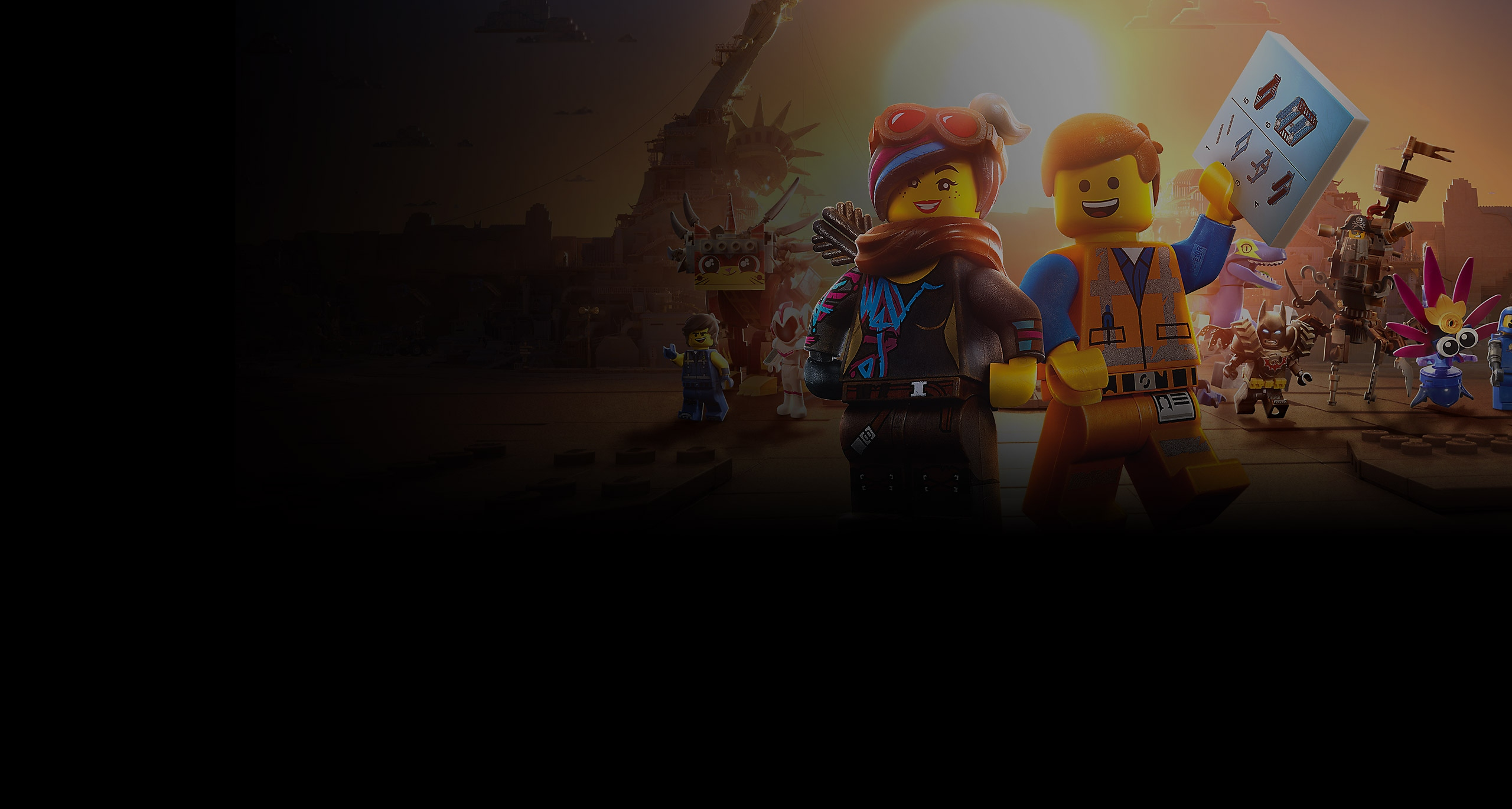 Lego 2 Movie the Game