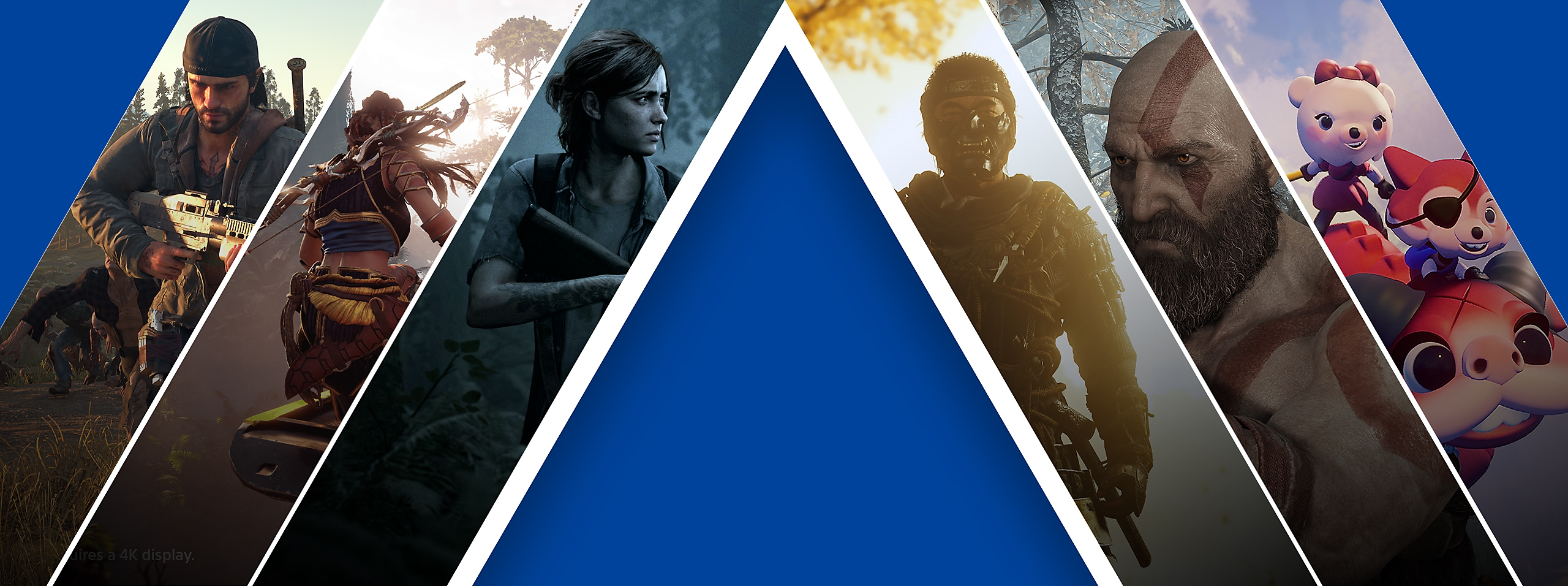 playstation 4 games promotional artwork