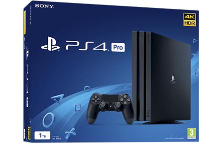 PS4 Pro Satın Alın