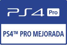 Mejorado para PS4 Pro