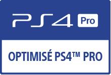Optimisé pour la PS4 Pro