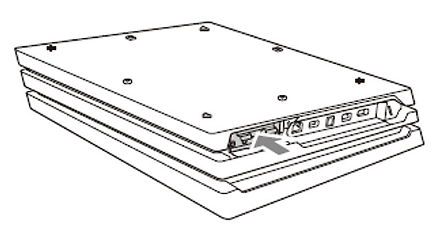 Reinsert the HDD mounting bracket