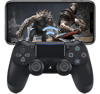 DS4 and smartphone