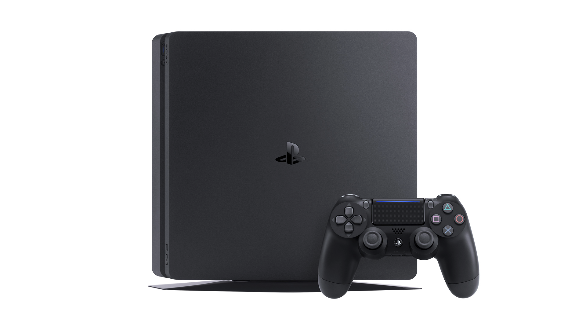 PlayStation 4 - Horizontal Product Shot