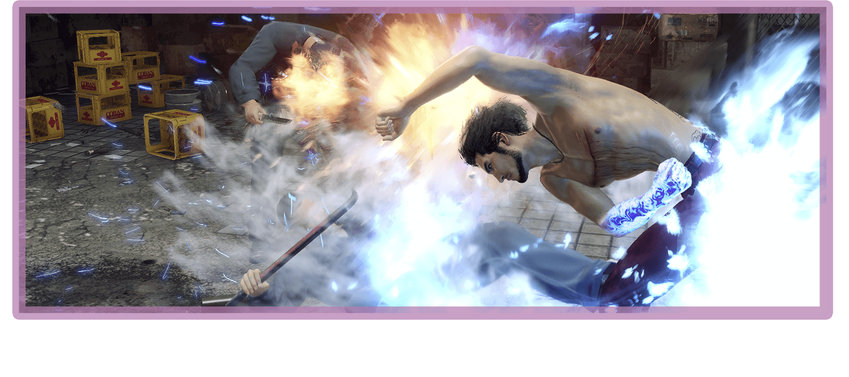 Yakuza: Like a Dragon - Illustrazione