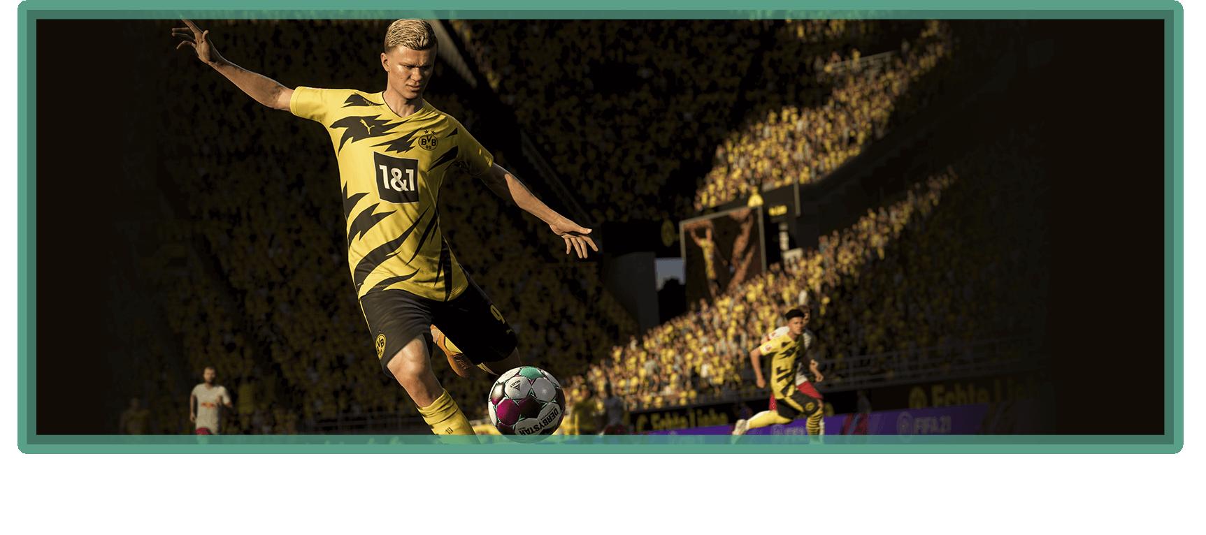 FIFA 21 – ilustracija