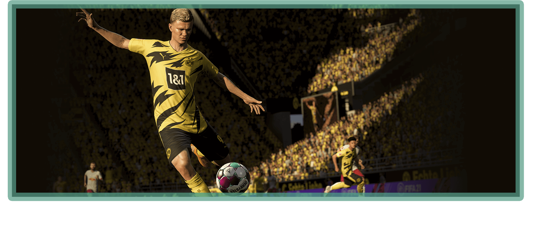FIFA 21 – обкладинка