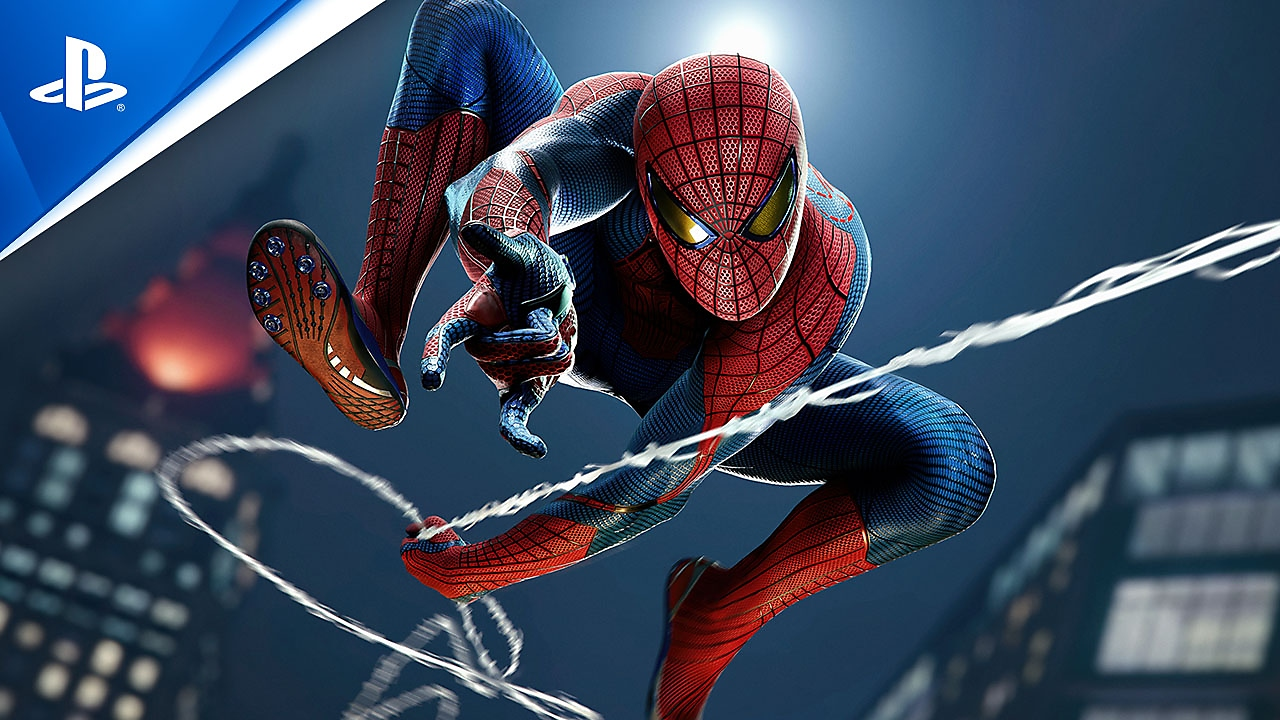 Marvel's Spider-Man Gameplay Launch Trailer