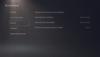 Accesibilidad de PS5: configuración del control