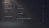 Accesibilidad de PS5: configuración de pantalla