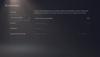 Accesibilidad de PS5: lector de pantalla