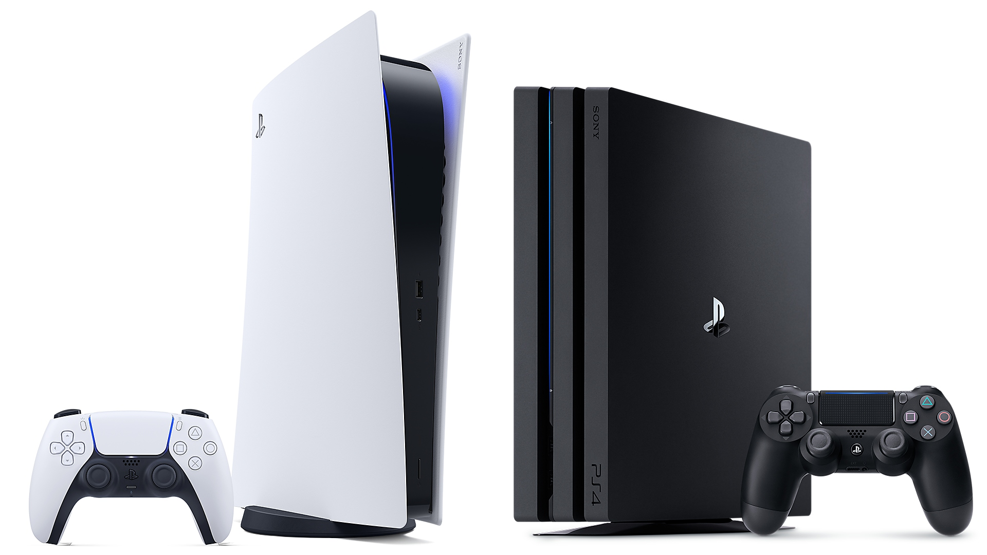 PS5 and PS4 Pro