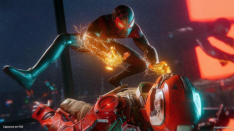 Marvel's Человек-паук: Майлз Моралес