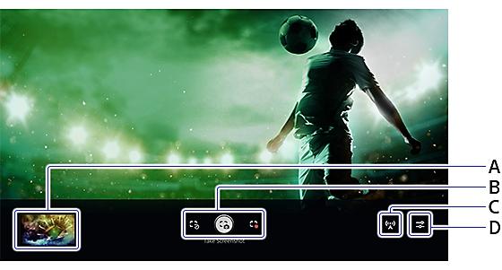 Opciones del menú de creación en la consola PS5