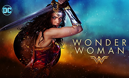 PlayStation Video - Wonder Woman