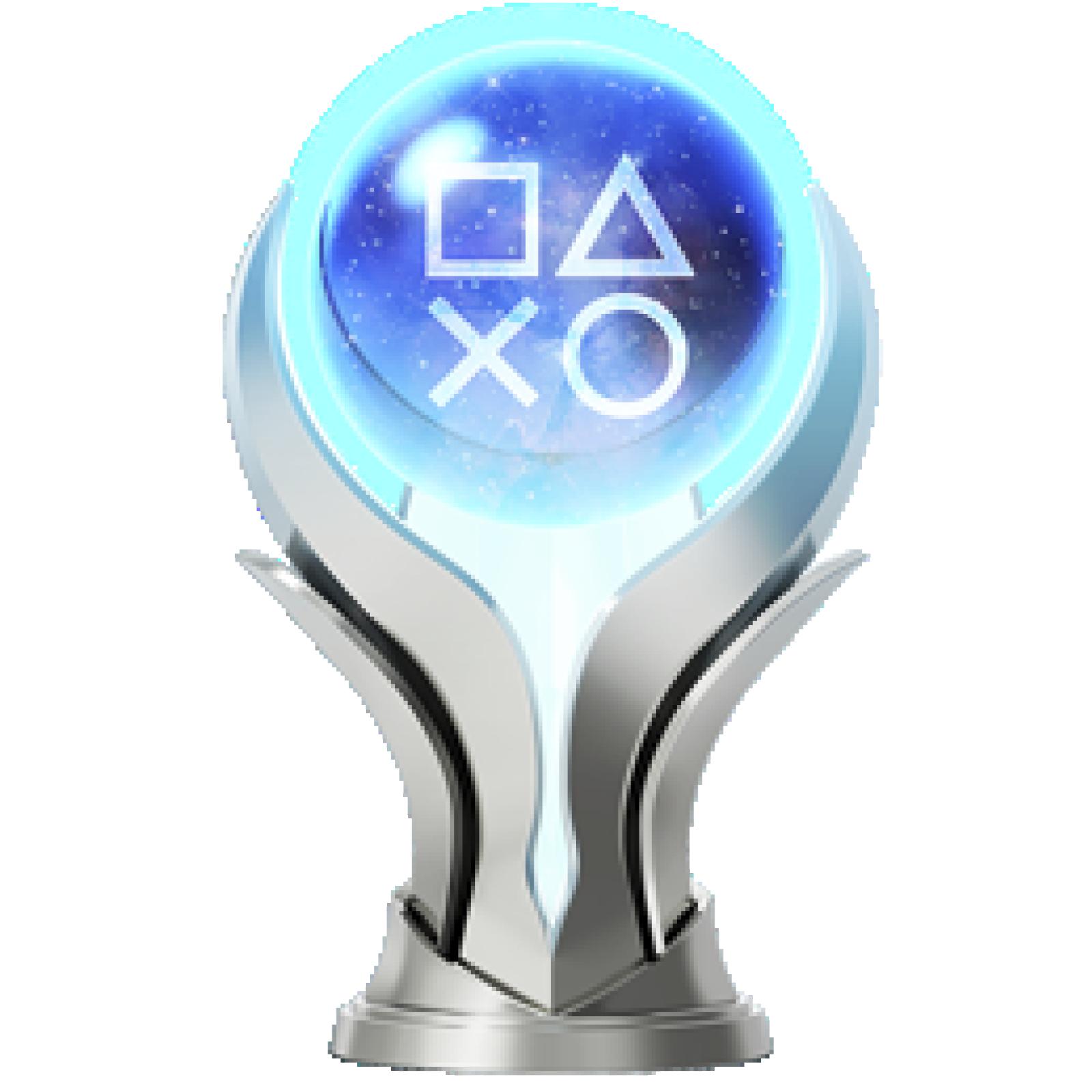 Platinum Trophy icon
