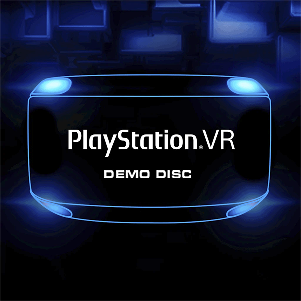 PS VR Demo Disc