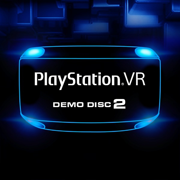 PS VR demo disc 2