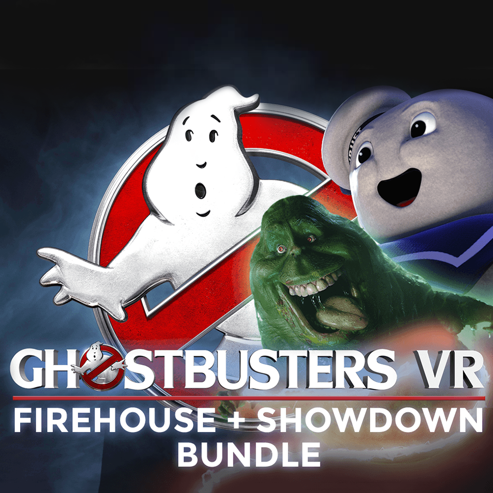 Ghostbusters VR: Firehouse & Showdown bundle