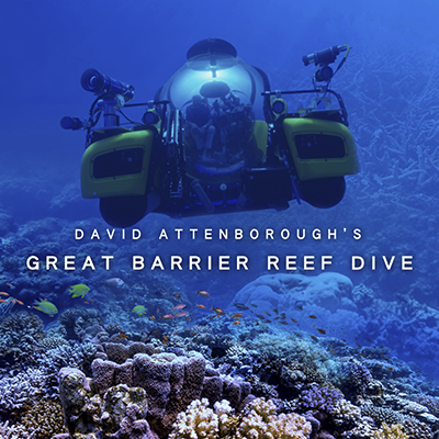 David Attenborough's Great Barrier Reef Dive VR
