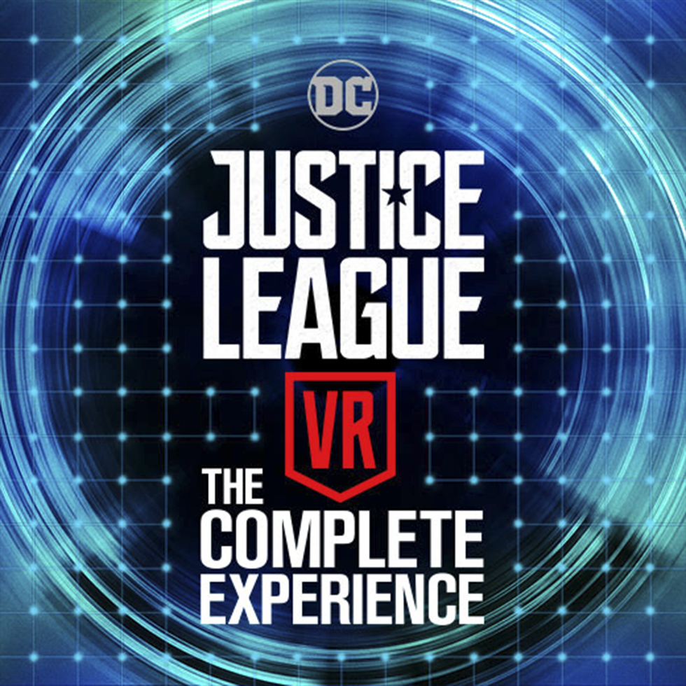 Justice League VR: The Complete Experience - pack shot
