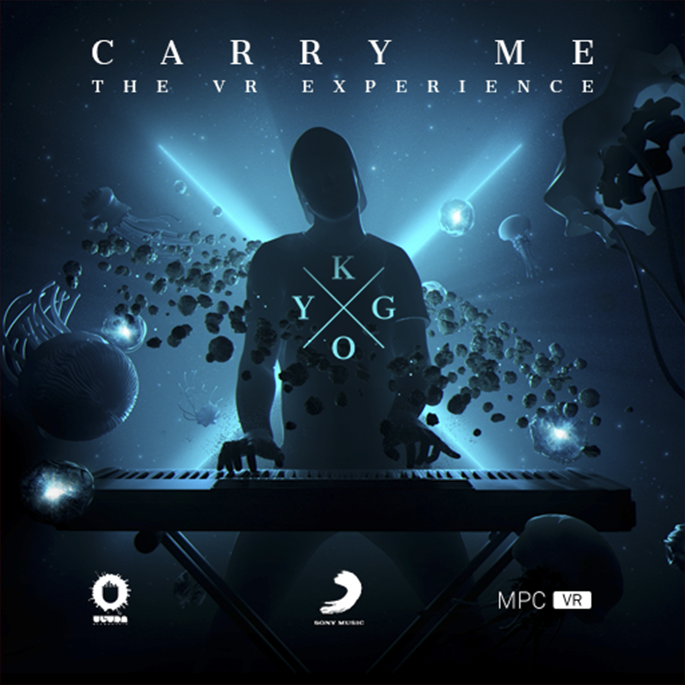 Kygo: Carry Me VR experience
